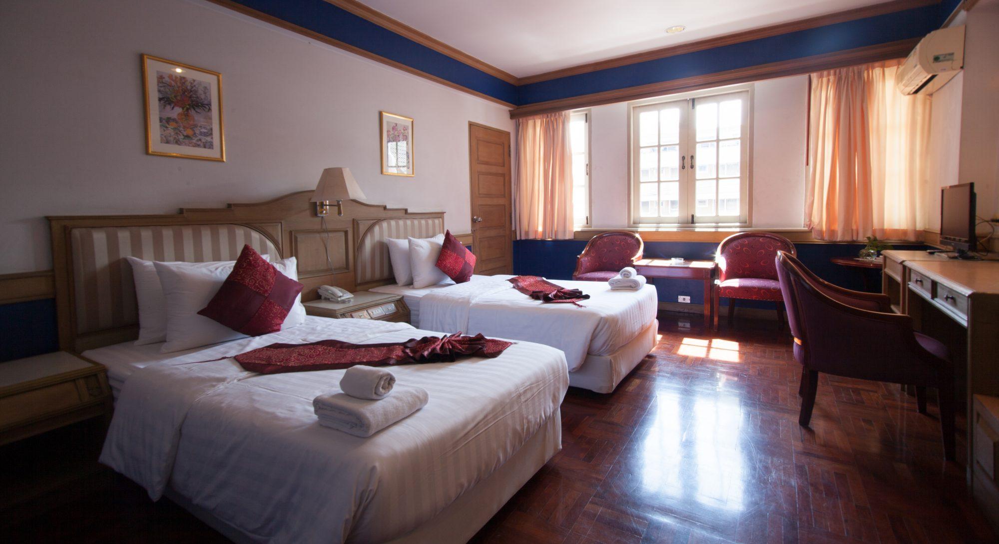 Suda Palace Hotel โรงแรม สุดา พาเลซ